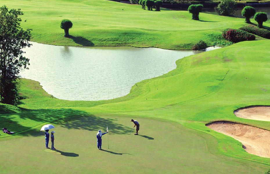 Du lich Golf o Thai Lan