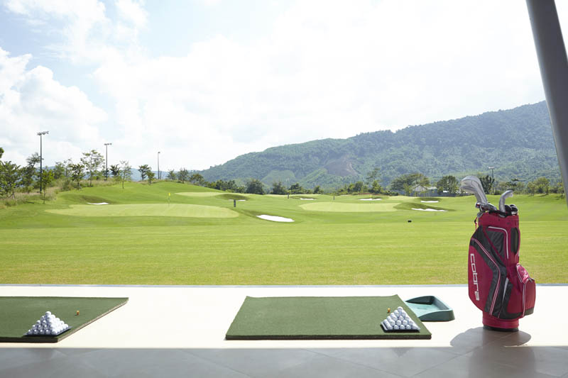 Ba Na Hills Golf Course Driving Range