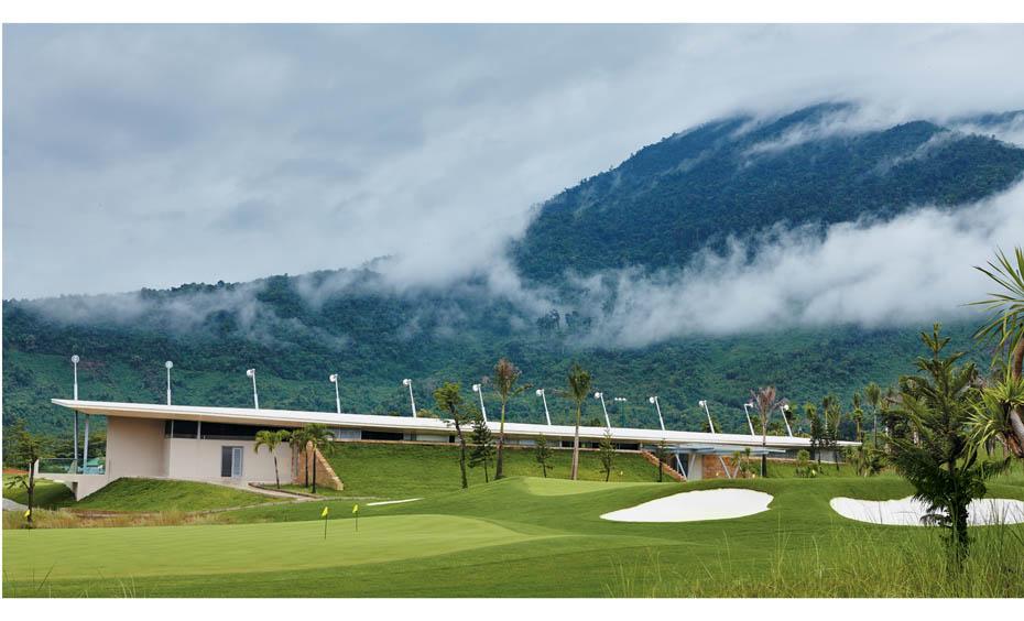 Ba Na Hills Golf Course Practise Area