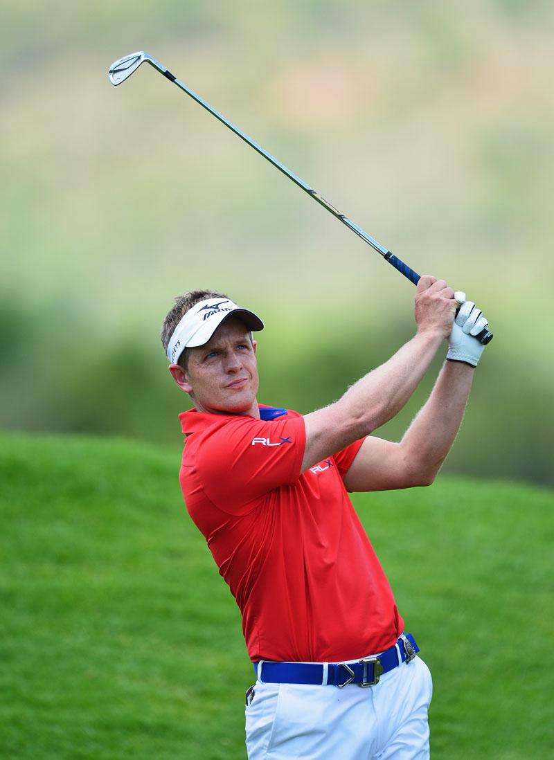 Nedbank Golf Challenge - Day One
