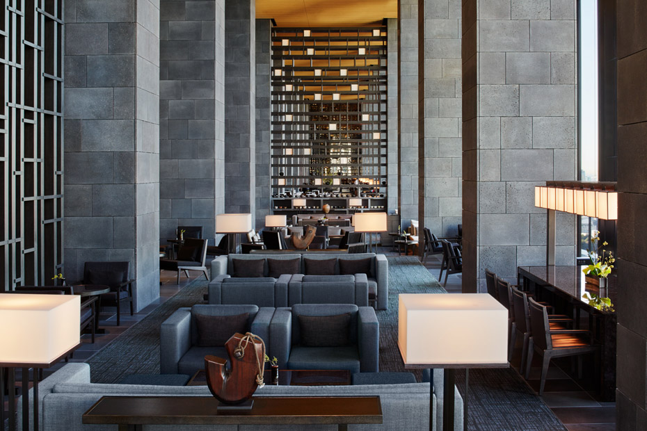 The Lounge by Aman