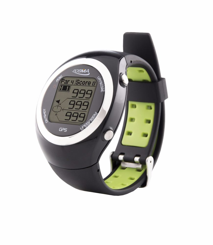 POSMA GT2 Trainer + Activity Tracking GPS Watch
