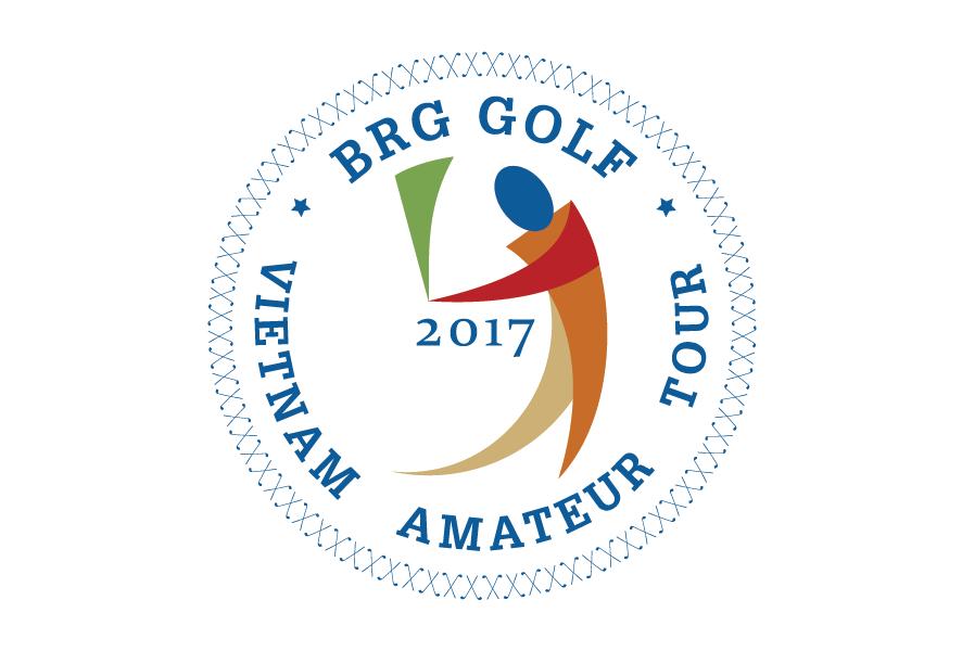 BRG Golf Vietnam Amateur Tour 2017 - logo