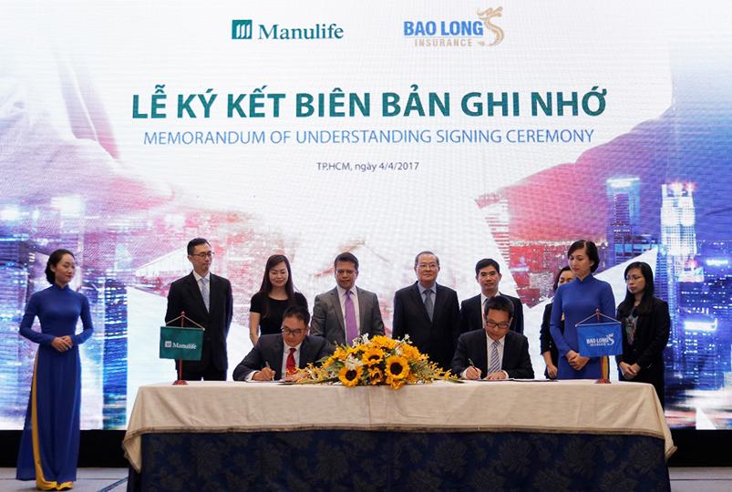 Manulife - Bao Long