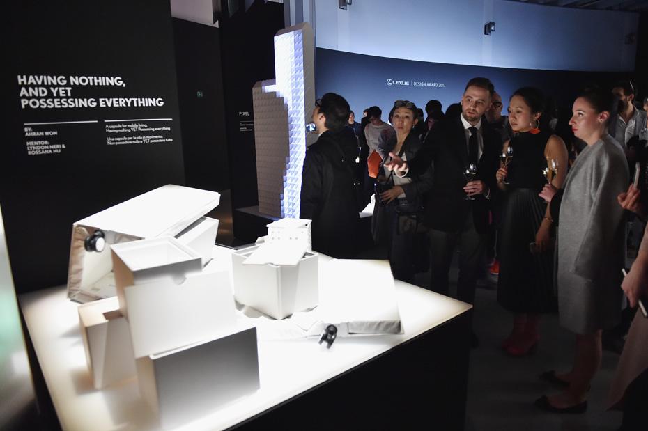 Lexus Yet, Milan Design Week 2017
