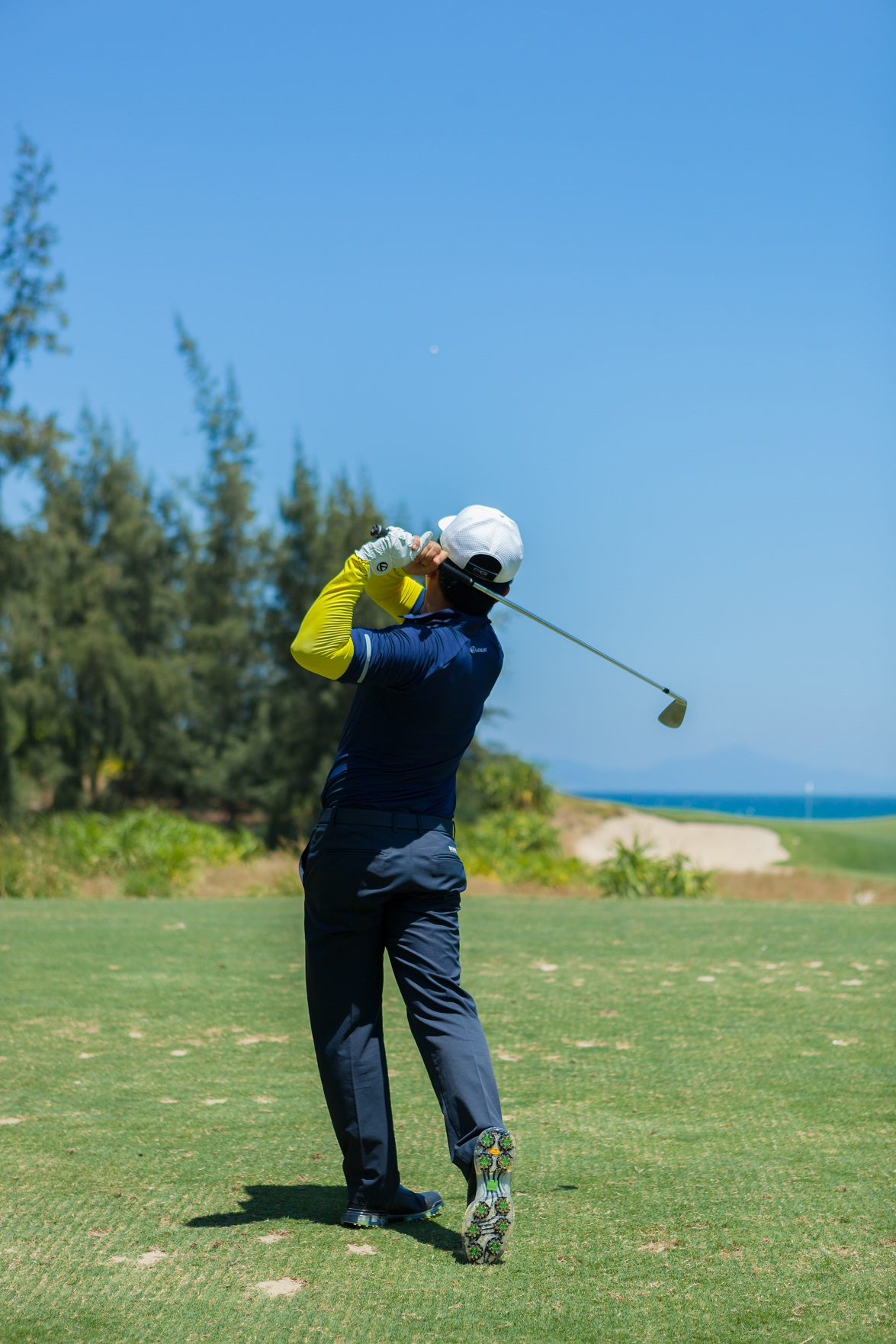 Vòng chung kết diễn ra tại BRG Đà Nẵng Golf Resort