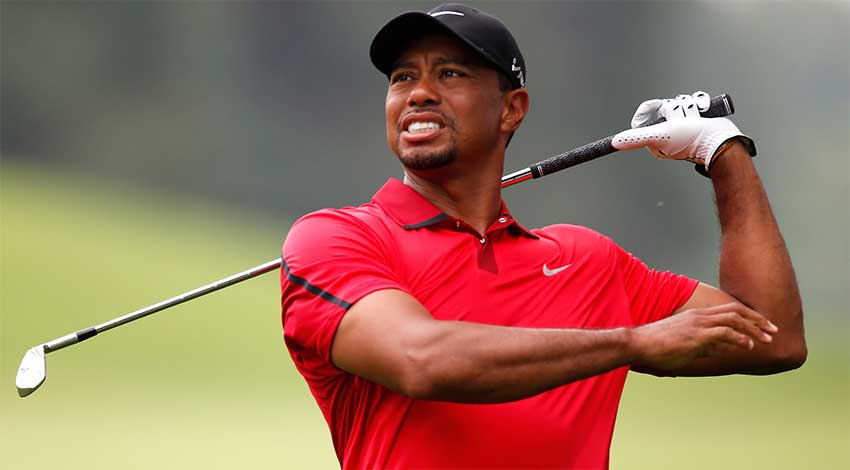 Tiger Woods bất ngờ đánh mất phong độ - Tin thể thao ngày 14/11  hot